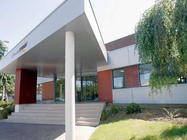 Le bâtiment A