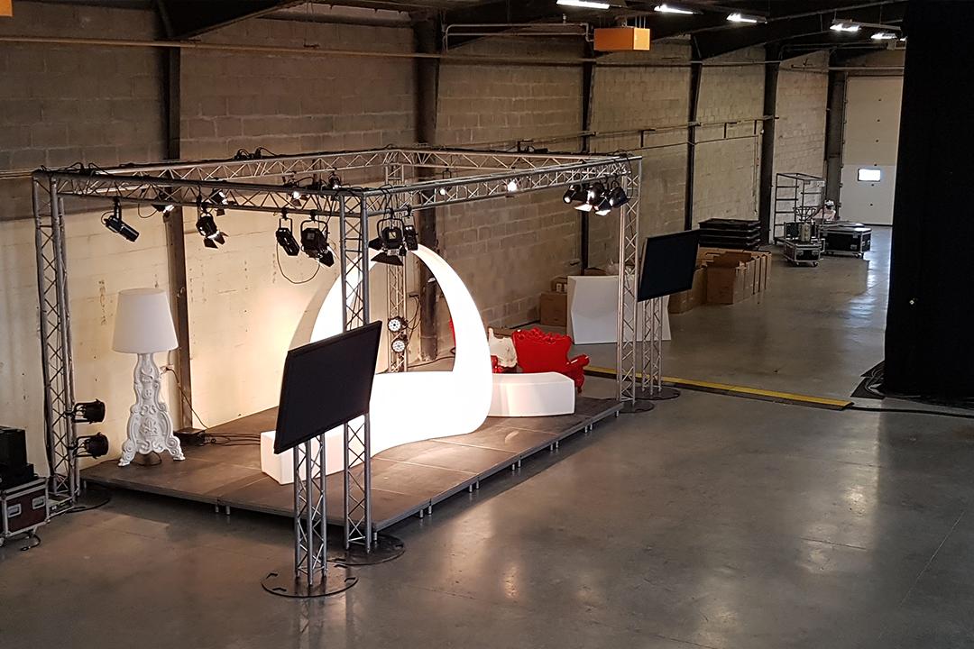 Studio k2 plateau
